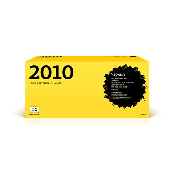 Купить Картридж T2 (схожий с Samsung ML-2010) для ML-1610/1615/2010/SCX-4321/Xerox Phaser 3117/PE220 3000стр. TC-S2010U, (аналог Samsung ML-2010) TC-S2010