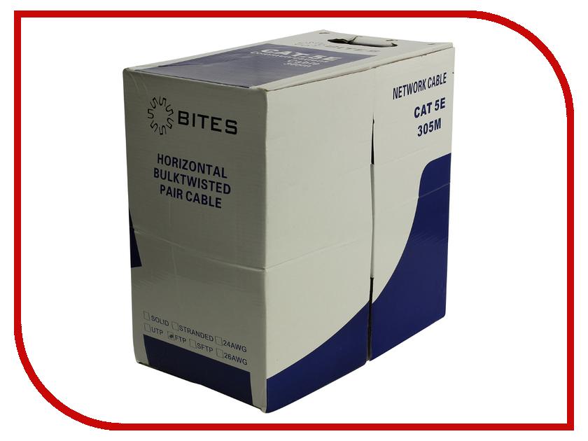 Купить Сетевой кабель 5bites FTP / STRANDED / 5E / 24AWG / CCA / PVC / 305M FT5725-305A