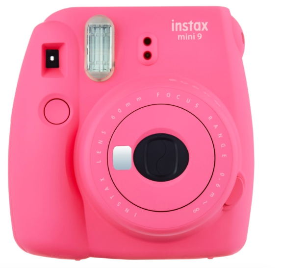 fujifilm s5 pro Фотоаппарат Fujifilm Instax Mini 9 Flamingo Pink