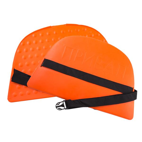 бокс колесник для хранения наживки orange Сидушка Колесник Привал Orange