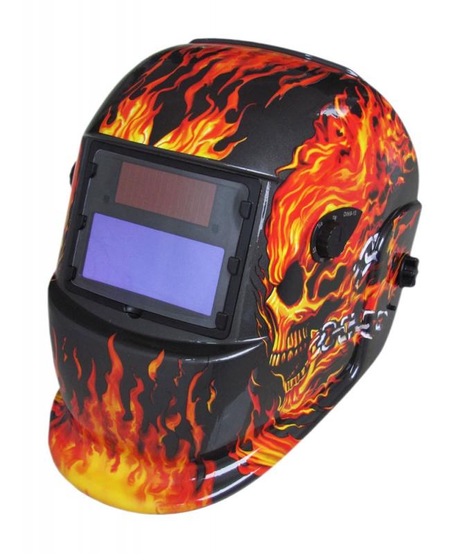 маска сварщика foxweld корунд 2 red Маска сварщика Aurora Хамелеон A777 Heavy-Metall