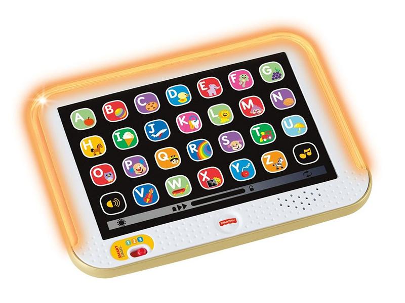 планшет mattel fisher price смейся и учись ноутбук ученого щенка fxk38 Планшет Mattel Fisher-Price Smart Stages DHY54