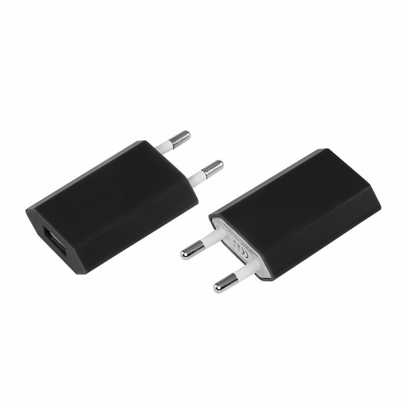 Зарядное устройство Rexant 1000mA для iPhone / iPod Black 18-1900