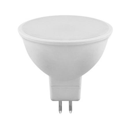 Лампочка Saffit GU5.3 9W 2700K 230V MR16 SBMR1609 55084