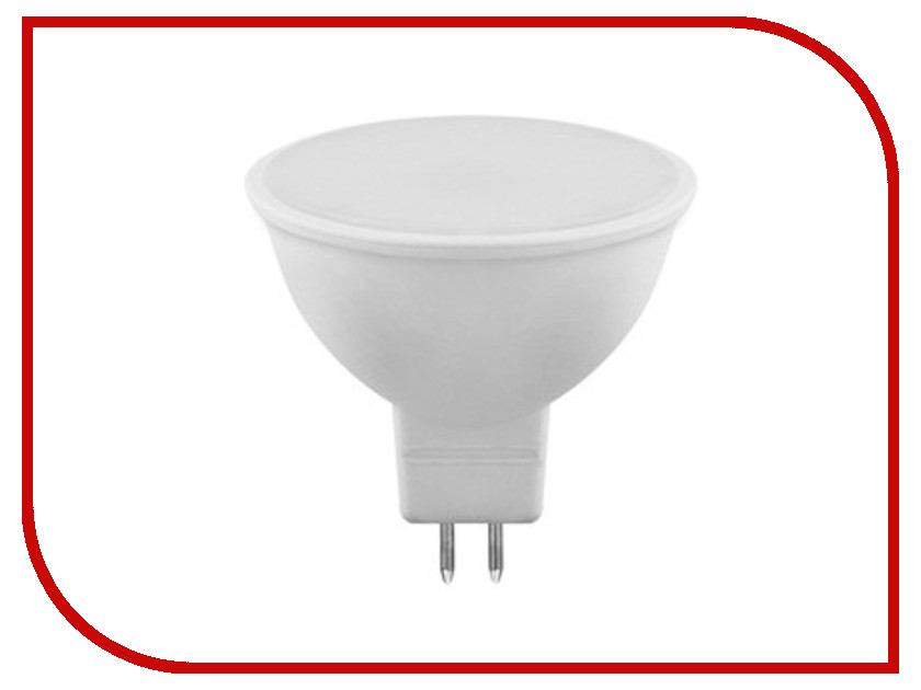 Купить Лампочка Saffit GU5.3 9W 6400K 230V MR16 SBMR1609 55086, 9W 6400K 230V GU5.3 MR16 SBMR1609