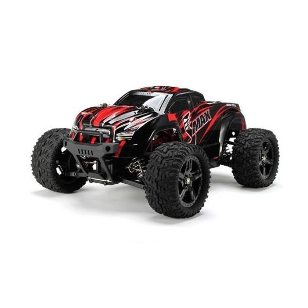 Радиоуправляемая игрушка Remo Hobby Smax (RM1631) 1:16 29 см Red
