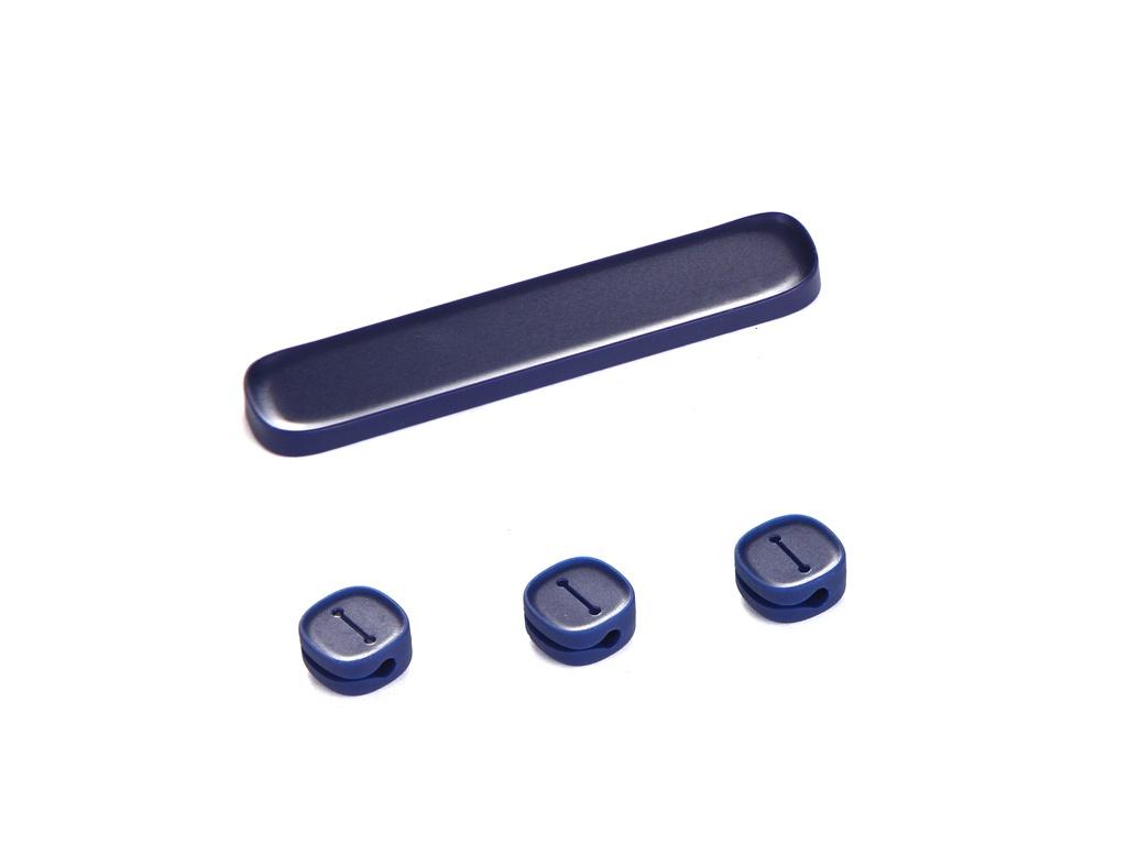 Baseus Peas Cable Clip Blue ACWDJ-03