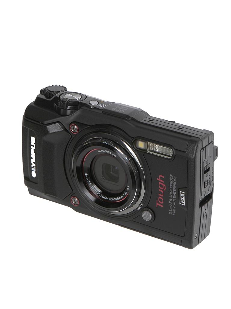 купить фотоаппарат olympus tg 3 Фотоаппарат Olympus TG-5 Black