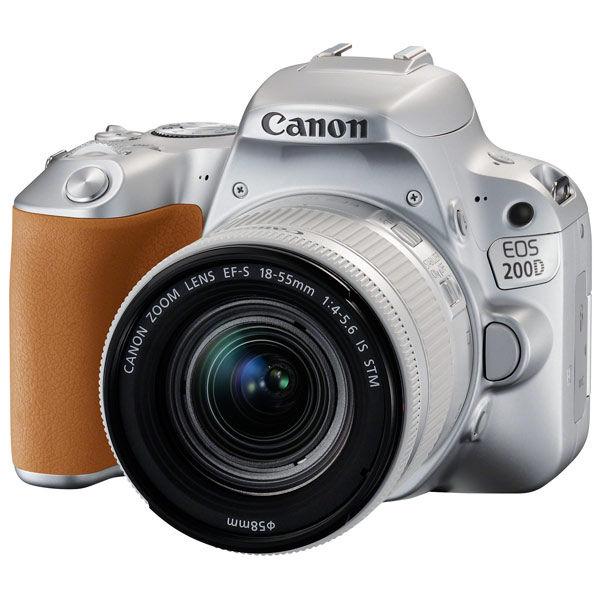 велоперчатки polednik f 3 р 8 s blue pol f 3 s blu Фотоаппарат Canon EOS 200D Kit EF-S 18-55 mm f/4-5.6 IS STM Silver