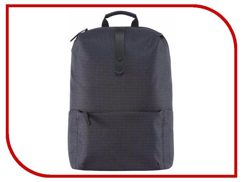 Купить Рюкзак Xiaomi College Style Backpack Polyester Leisure Bag 15.6 Black