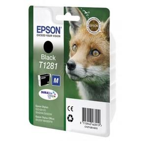epson s22 купить Картридж Epson T1281 C13T12814010/C13T12814012/C13T12814011 / C13T12814021 Black для S22/SX125/SX420W/SX425W/BX305F/BX305FW