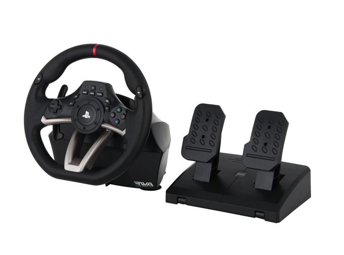 Игровой руль Hori Racing Wheel APEX PS4-052E