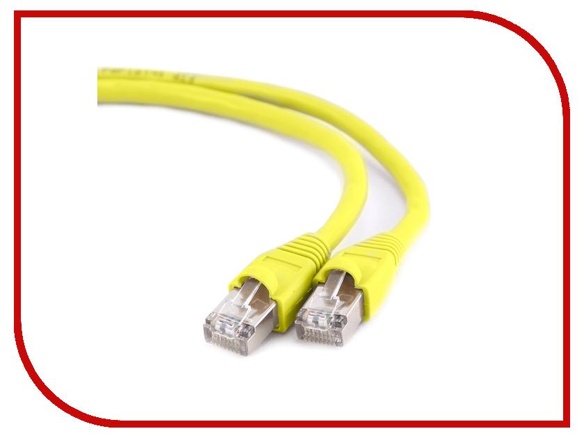 Купить Сетевой кабель Gembird Cablexpert FTP cat.6 5m Yellow PP6-5M/Y-O