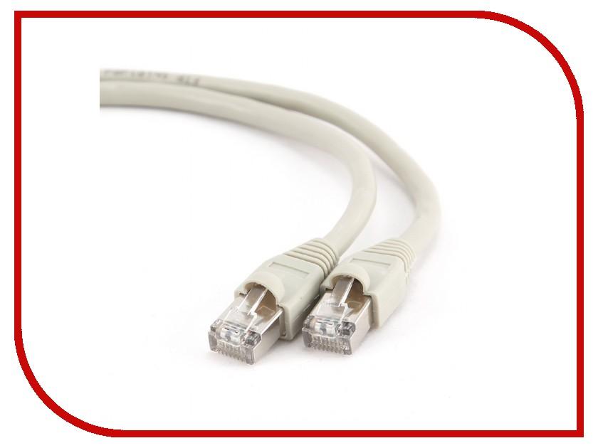 Купить Сетевой кабель Gembird FTP Cablexpert cat.6 3m Grey PP6-3M