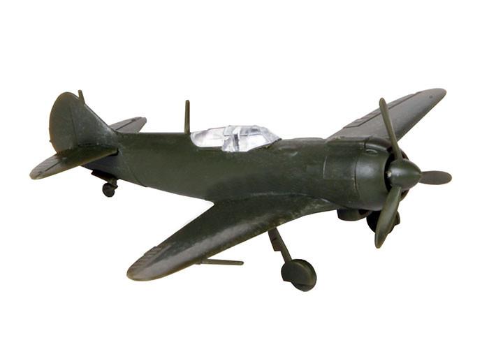 сборная модель zvezda российский многоцелевой истребитель су 30см 7314 Сборная модель Zvezda Советский истребитель Ла-5ФН 6255