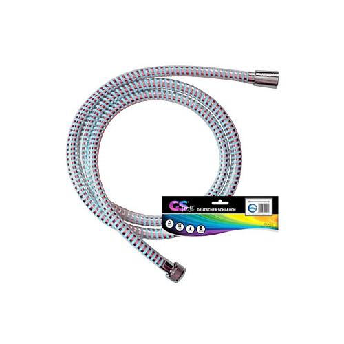 Шланг для душа GS Jazzy Silver Hose GLA-10/BL 1.5m