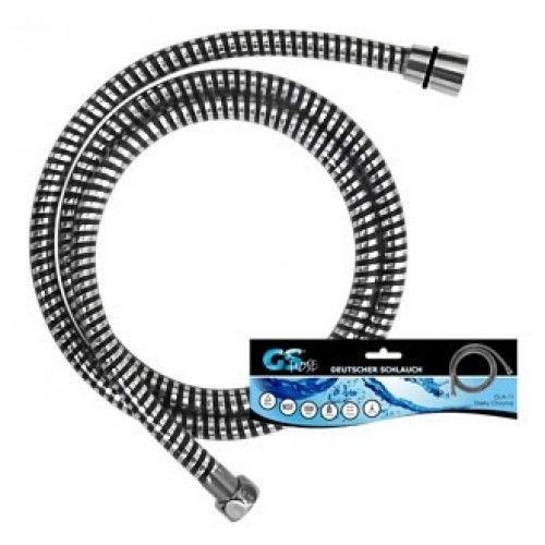 Шланг для душа GS GLA-11п Black 1.5m