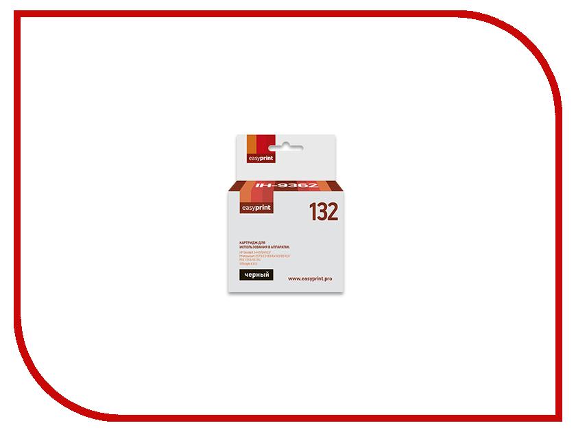 Купить Картридж EasyPrint IH-9362 №132 Black для HP Deskjet 5443/D4163/Photosmart 2573/C3183/D5163/PSC 1513/1513S/Officejet 6313