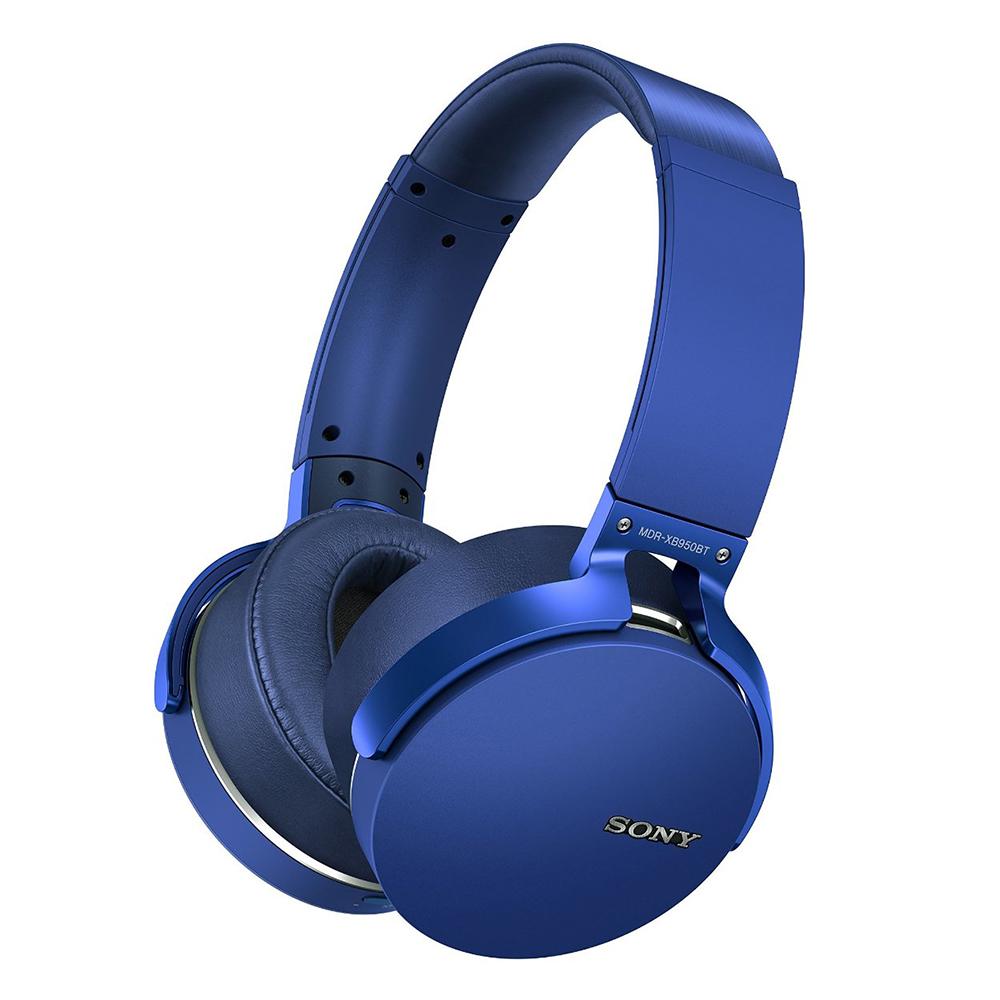наушники sony mdr xd150w Sony MDR-XB950B1 Blue