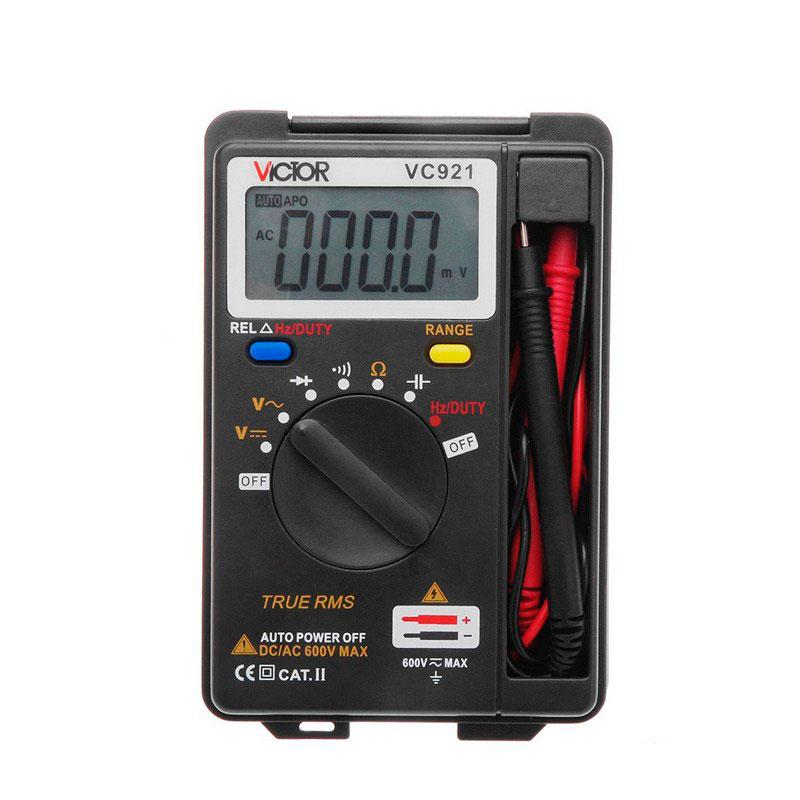 Мультиметр S-Line VC921 мультиметр s line va20