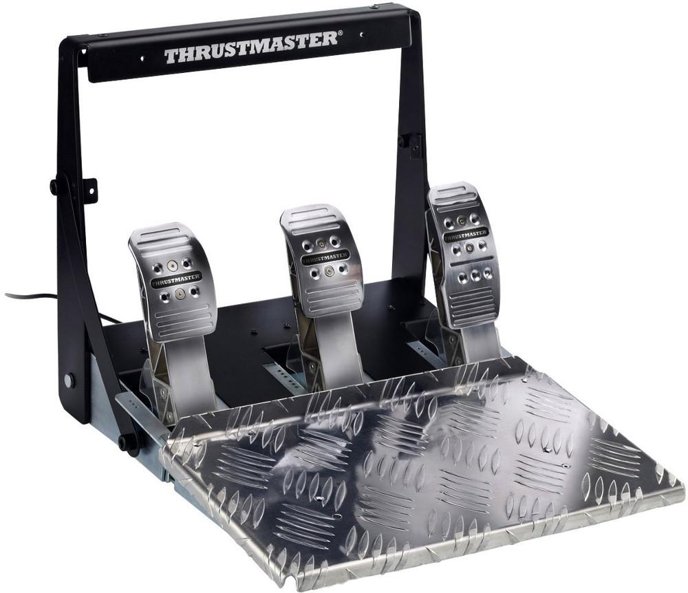 игровой руль thrustmaster ferrari Педали Thrustmaster T3PA-PRO PS3/PS4/PC/XBOX One 4060065
