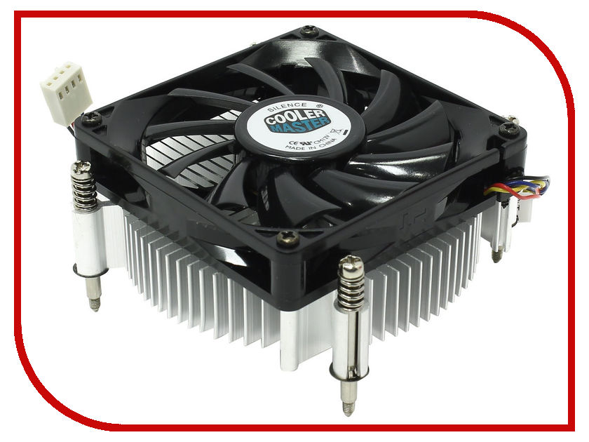 Купить Кулер Cooler Master DP6-8E5SB-PL-GP (Intel LGA1150/LGA1155/LGA1156)