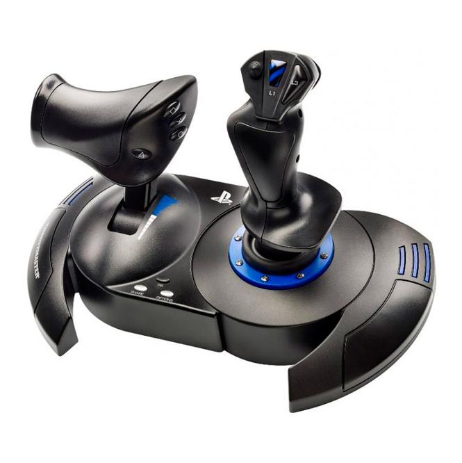 игровой руль thrustmaster ferrari Джойстик Thrustmaster T-Flight Hotas 4 Emea War Thunder Pack PS4/PC 4160656 / 4160664