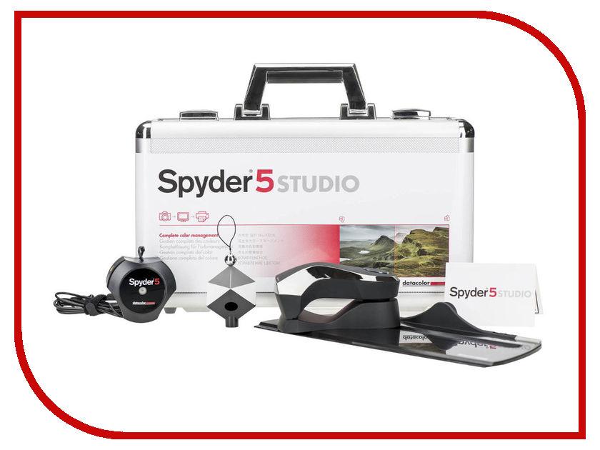 Калибратор Datacolor Spyder5STUDIO S5SSR100  - купить со скидкой