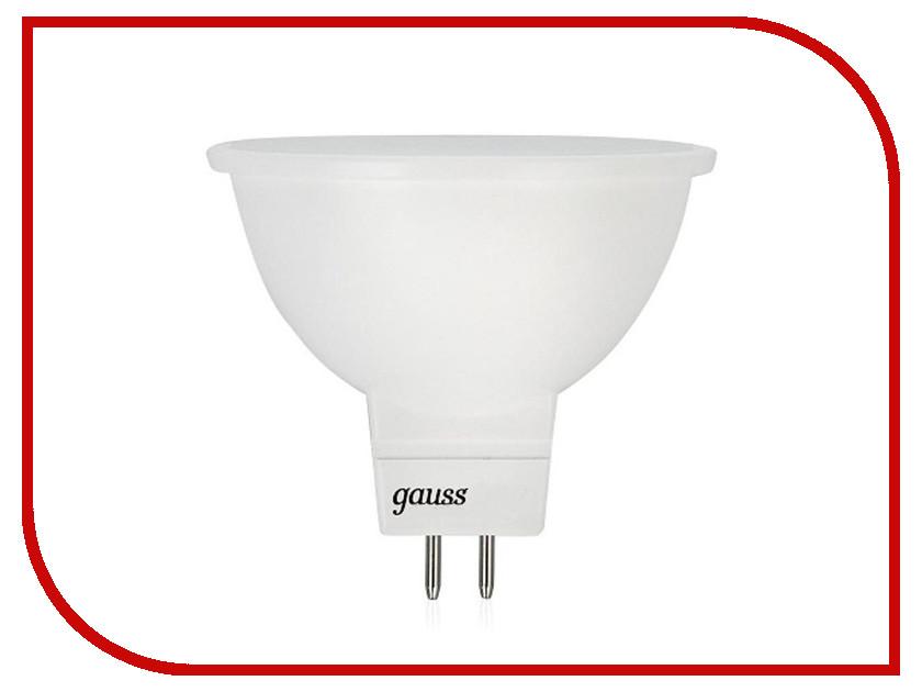 Купить Лампочка Gauss Elementary MR16 3.5W GU5.3 3000K 13514