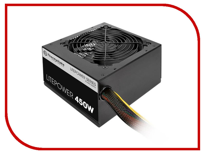 Купить Блок питания Thermaltake Litepower 450W PS-LTP-0450NPCNEU-2