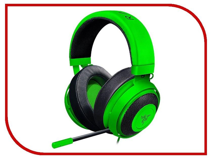 Купить Razer Kraken Pro V2 Oval Green RZ04-02050600-R3M1, Kraken Pro V2 Oval RZ04-02050600-R3M1