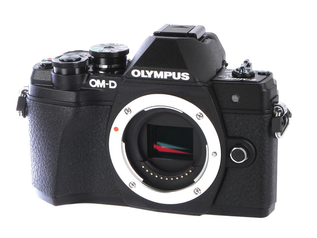 купить фотоаппарат olympus tg 3 Фотоаппарат Olympus OM-D E-M10 Mark III Body Black