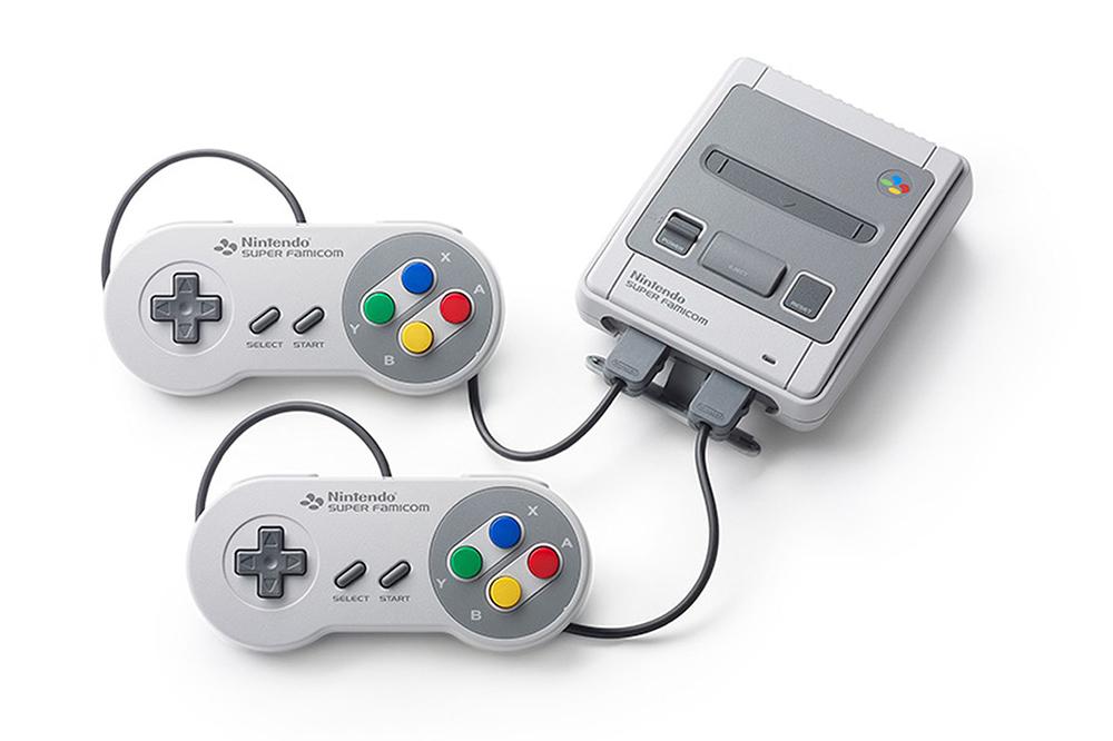 Игровая приставка SNES Classic Mini Игровая приставка Nintendo SNES Classic Mini
