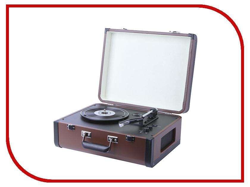 Купить Проигрыватель Crosley Portfolio Portable CR6252A-BR
