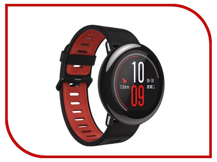 Умные часы Xiaomi Amazfit Watch Band Black   Pace Smartwatch Black 8068be0906a0e