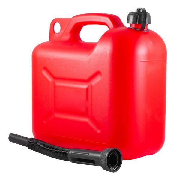 Купить Канистра Пластиковая для ГСМ 20л 62-4-019, Без производителя