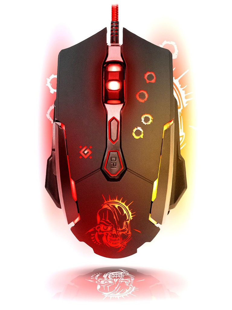 Мышь Defender Killer GM-170L 52170