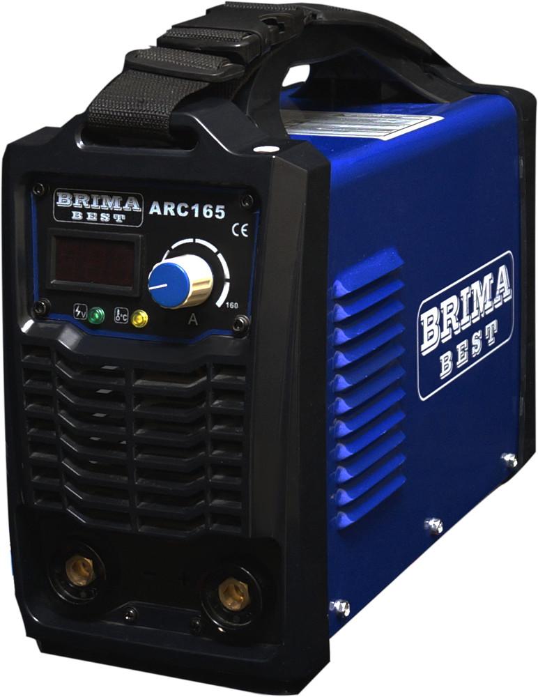 сварочный аппарат brima tig 200 ac dc Сварочный аппарат BRIMA ARC 165
