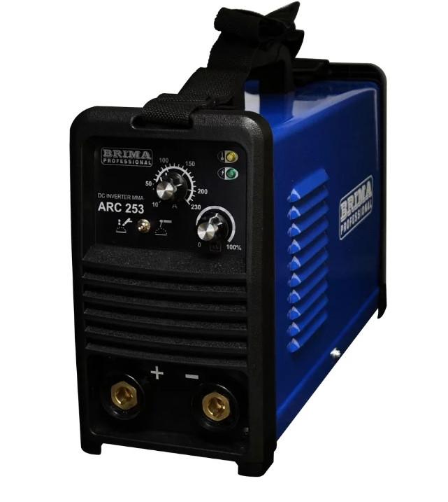 сварочный аппарат brima tig 200 ac dc Сварочный аппарат BRIMA ARC 253