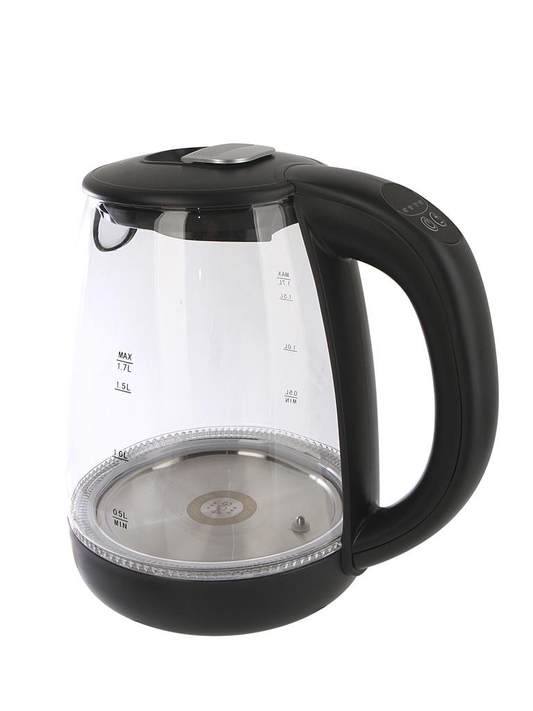 Чайник Redmond SkyKettle G210S 1.7L чайник redmond skykettle g210s 2200 вт чёрный 1 7 л стекло