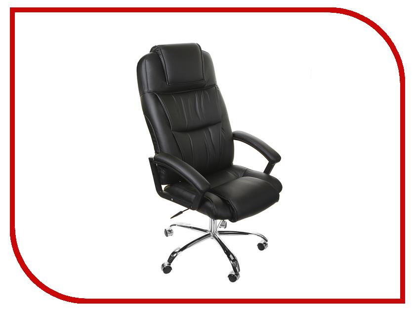 Компьютерное кресло TetChair Bergamo хром Black 9 517  - купить со скидкой
