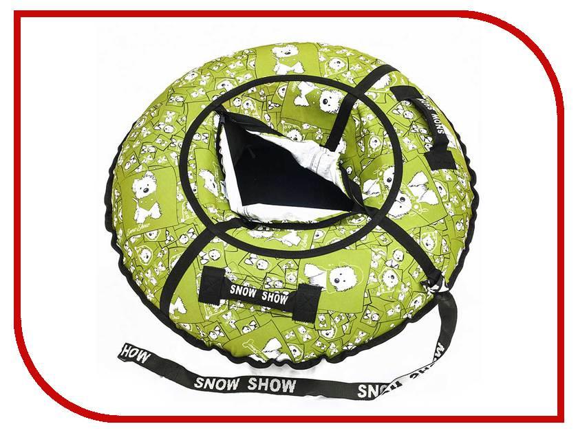Купить Тюбинг SnowShow Стандарт 120cm Lars Green, Стандарт Lars
