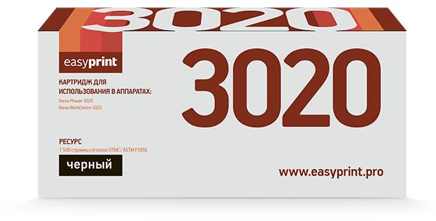 Картридж EasyPrint LX-3020 для Xerox Phaser 3020/WorkCentre 3025