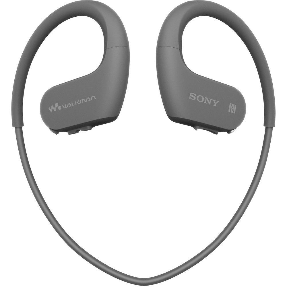 Наушники Sony NW-WS623 Black