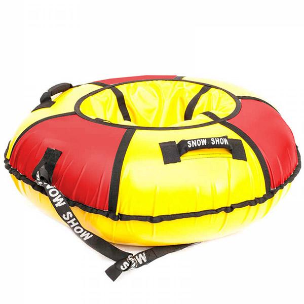 Купить Тюбинг SnowShow Практик 105cm Red-Yellow