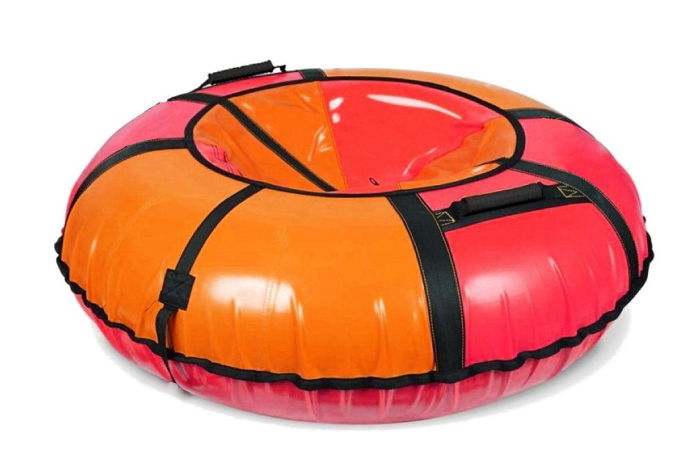 Купить Тюбинг SnowShow Практик 105cm Red-Orange