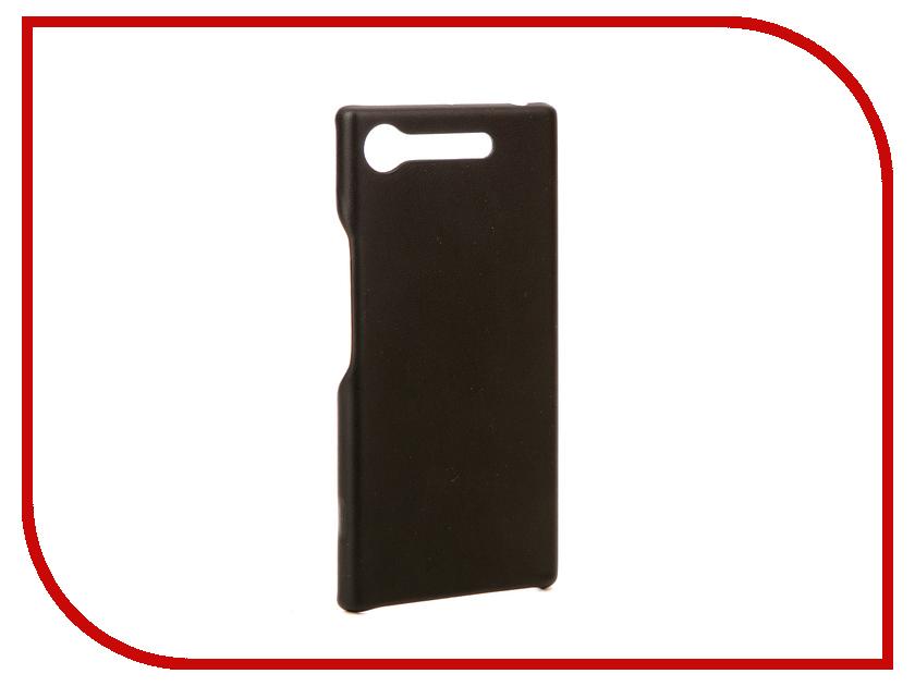 Купить Аксессуар Чехол для Sony Xperia XZ1 G-Case Slim Premium Black GG-895
