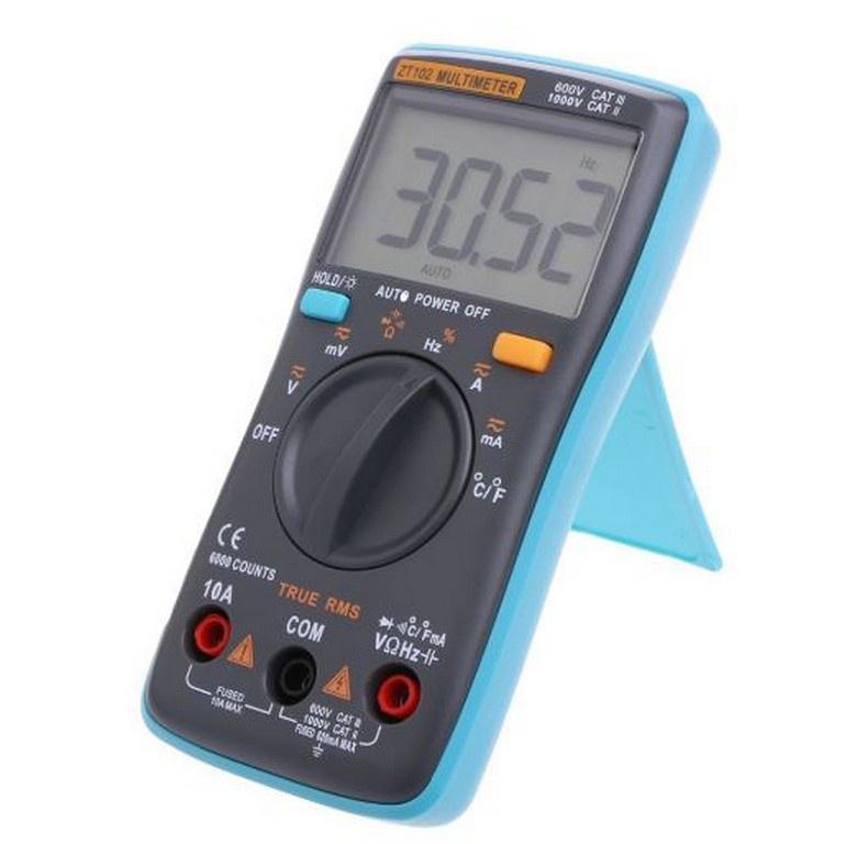 Мультиметр S-Line ZT102 мультиметр s line va20