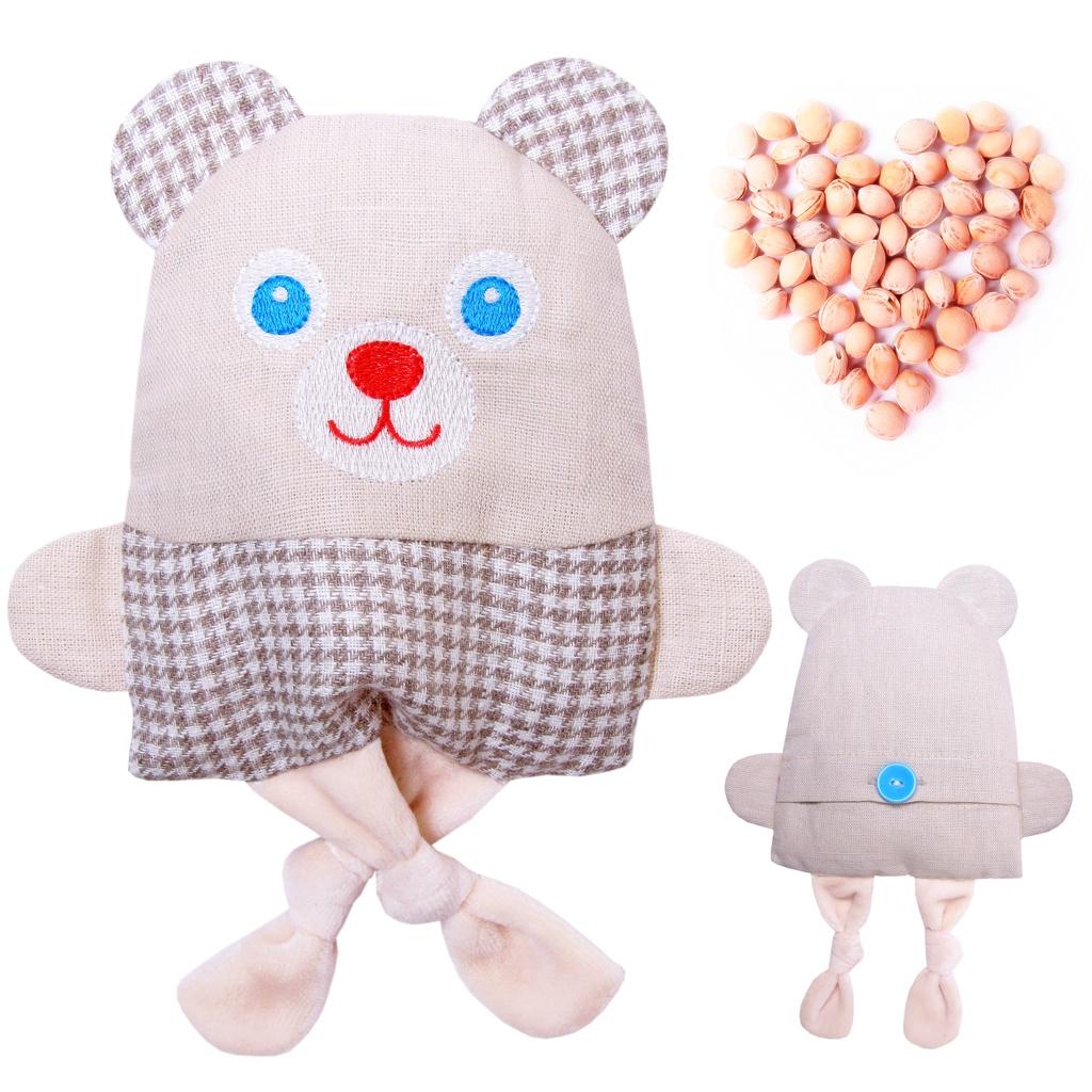 игрушка азбукварик мишка косолапый 4680019281858 Игрушка Мякиши Мишка кроха 182
