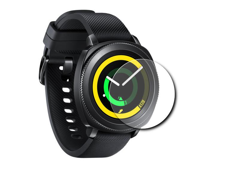 часы цена самсунг gear s Аксессуар Защитное стекло Red Line для Samsung Gear Sport 0.2mm Tempered Glass УТ000013471